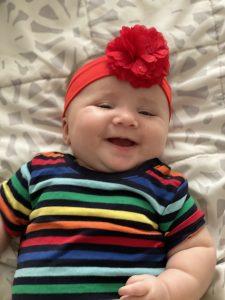 Ruth 3.5 months