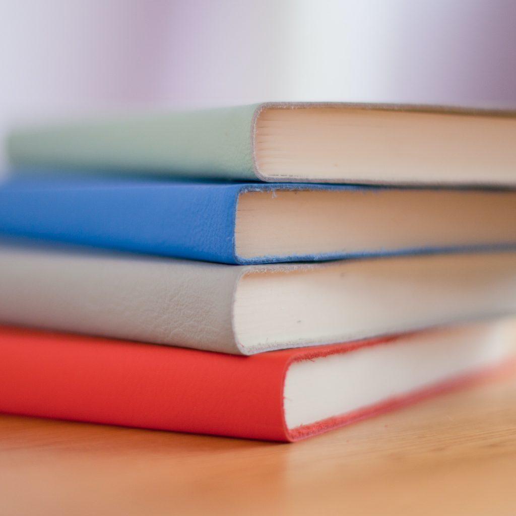 Summer Reading – Part 1